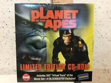PLANET OF THE APES MOVIE PROMOTIONAL LIMITED EDITION CD-ROM. BLOCKBUSTER SEALED