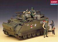 Academy 1/35 M113A1 A.P.C Vietnam War 13266 Plastic Model Hobby Kits_egcl