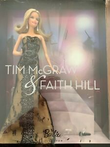 Barbie .. Faith Hill doll ONLY - NEW in box NRFB no KEN INCLUDED