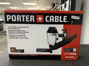 porter cable fr350b 3 1/2 Round Head Framing Nailer Kit NIB