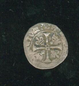 Charles VIII Farthing Della Bretagna Renna