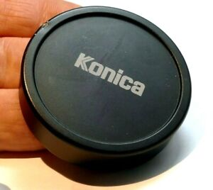 Metal Front Lens Cap for Konica 48mm rim (slip on type) Omegon