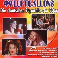99 Luftballons-Die deutschen Superhits der 80er Nena, Rio Reiser, Markus..  [CD]