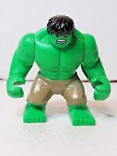 LEGO Marvel first Avenger movie HULK  6868 HELICARRIER BREAKOUT Minifigure
