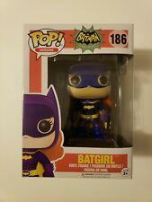 Vaulted Funko Pop Heroes DC Batgirl #186 Batman classic tv series. Priority mail