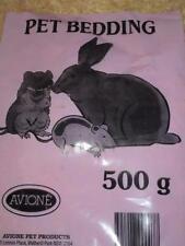 500g Rabbit guinea pig mouse natural shavings pet litter tray toilet bedding