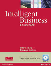 Intelligent Business Intermediate Coursebook/CD Pack 9781408255995