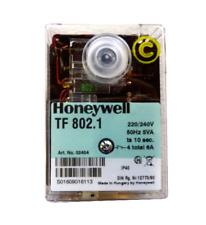 Steuergerät Satronic TF 802 Brenner Relaise Honeywell TF 802.1 Automat Brenner