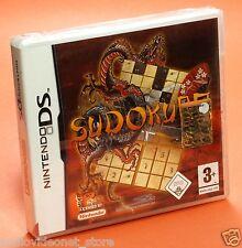 SUDOKURO - DS NINTENDO compatibile 3DS DSi Lite XL sudoku