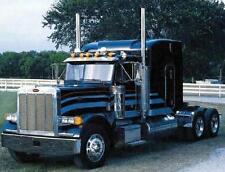 Italeri 3857 1/24 Model Tractor Truck Kit Classic Peterbilt 378 Long Hauler