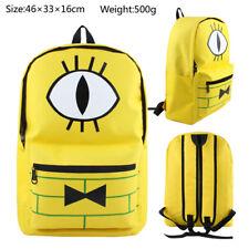 Gravity Falls Bill Cipher Anime Backpack knapsack Schoolbag Travel bag
