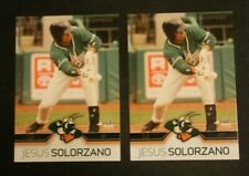 2 - 2013 Brandt, Greensboro Grasshoppers - JESUS SOLORZANO - Venezuela
