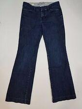 Banana Republic Premium Stretch Denim Classic Trouser Leg Jeans Size 6