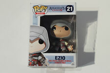 Ezio Assassin's Creed II Vynil Figure - Funko Pop! Games Figurine #21 Assassins