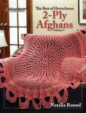 NEW THE BEST OF HERRSCHNERS 2 PLY AFGHANS VOLUME 5