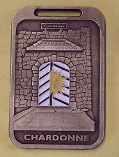 Ancienne Plaque Bronze , Souvenir Trophée Médaille Chardonne,Lausanne Marathon