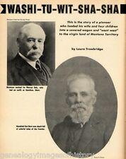 "CHARLES FETCHER McINTYRE ""LITTLE WHITE MAN"" + Genealogy"