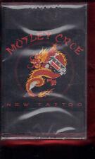 MOTLEY CRUE- NEW TATTOO MUSICASSETTA MC MC7 K7 NUOVA SIGILLATA
