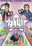 Fairy Tale Police Department - Case File #2 (DVD, 2006, Spanish Version) Sealed