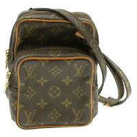 LOUIS VUITTON Monogram Mini Amazon Shoulder Bag M45238 LV Auth pg1301