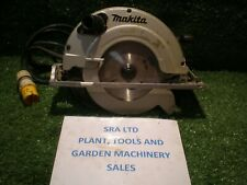 MAKITA 5903r CIRCULAR SAW 110v 1550w WITH USED 235mm BLADE  VAT INCLUDED SRA3