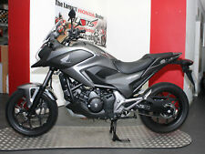 2016, '16 Honda NC750X DCT AUTO. 1 Owner, Mainstand. Only 4,597 Miles. £4,695