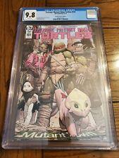 Teenage Mutant Ninja Turtles  #101 1:10  Variant CGC 9.8 First Lita & Mona Lisa