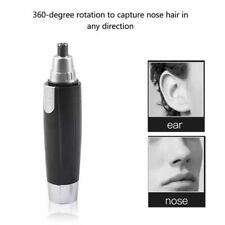 Electric Nose Ear Hair Trimmer Eyebrow Shaver Clipper Groomer Cleaner tool