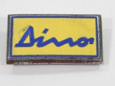 Original 1967-74 Ferrari 206 246 Dino OMEA Milano Bonnet Hood Badge Emblem