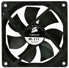 Corsair 12CM 120mm Black Fan Cooler Case PC Computer Cooling 3 Pin