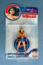 WONDER WOMAN 6 INCH FIGURE DC DIRECT REACTIVATED SERIES 1 DC COMICS