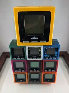 Cube World Collection Lot of 10 Mods Sci-fi Splash Scoop Slim Radica Mattel +++