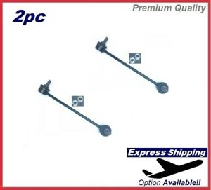 Premium Sway Stabilizer Bar Link SET Front For MERCEDES-BENZ 12mm STUDS  K80491