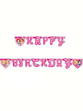6ft x Disney Princess Storybook Happy Birthday Letter Banner Decoration