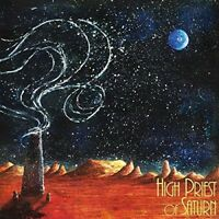 HIGH PRIESTS OF SATURN - SON OF EARTH AND SKY  CD NEW