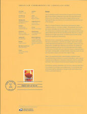 #1637 (47c) Forever Diwali Stamp #5142  Souvenir Page