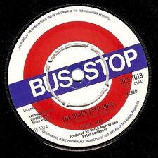 "PAPER LACE The Black-Eyed Boys 7"" Single Vinyl Record 45rpm Bus Stop 1974 EX"