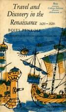 Travel and Discovery in the Renaissance, 1420-1620