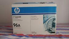 HP Toner C4096A 96A original NUEVO. Para impresoras HP. Color negro