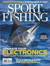 Sport Fishing magazine Marlin Electronics upgrade Best metal hooks Florida Keys