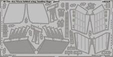 Eduard 1/48 Sea Vixen Plegado Alas Alas aterrizaje para AIRFIX Kit #48723