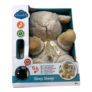 Cloud B Sleep Sheep Sound Soother for Baby New J4Y