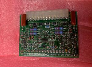 Crest Audio 10004 Amplifier Channel Preamp Module - Repair Your 10004  !