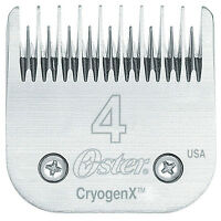 Oster Golden & Turbo A5 Cryogen-x # 4 Skip Clipper Blade 78919-136
