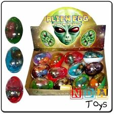 ALIEN EGG TWIN BABIES IN SLIME JELLY - ONE EGG SUPPLIED