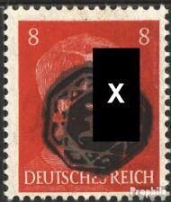 löbau (Saxe) 8ND réimpression authenticité pas testés neuf avec gomme originale