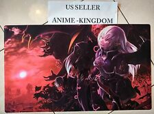 USA Seller Custom Anime Playmat Play Mat Large Mouse Pad Vampire Theme # 482