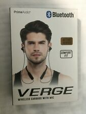 PrimeAudio Verge Wireless Earbuds with Microphone