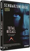 Total recall DVD NEUF SOUS BLISTER Arnold Schwarzenegger, Sharon Stone