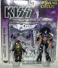 KISS psycho circus figure/jouet Paul Stanley